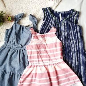 Bundle of girls size 10 dresses
